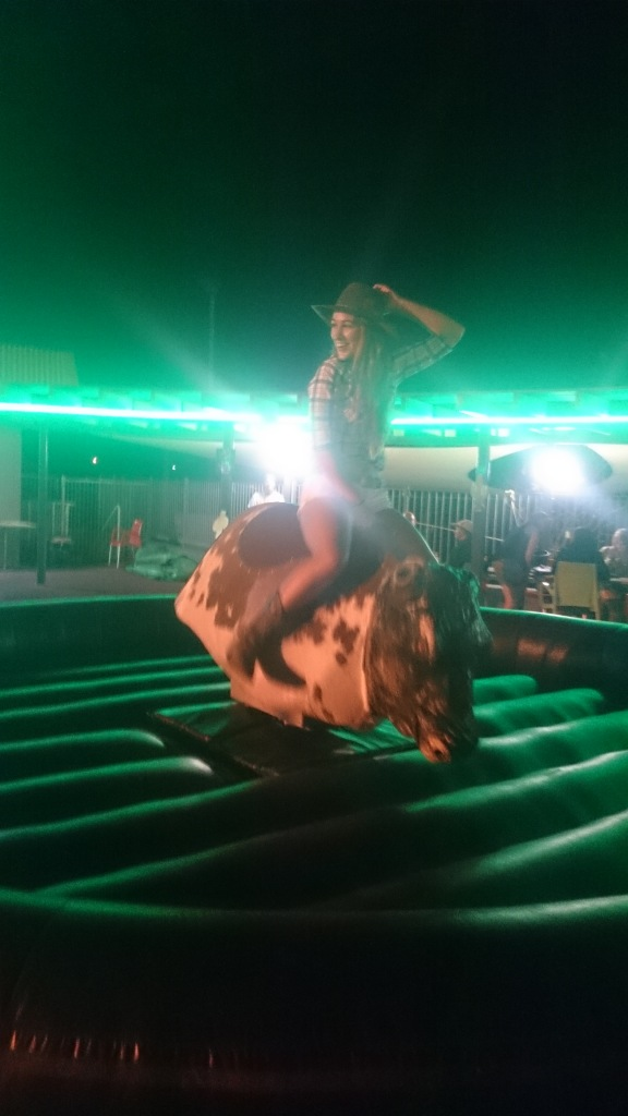 Save a Horse, Ride a Mechanical Bull
